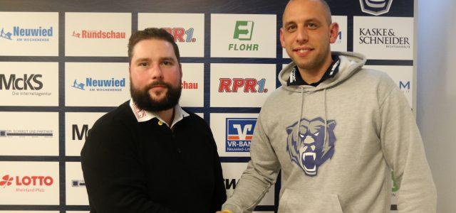 Vertragsauflösung: EHC Neuwied und Daniel Benske trennen ich