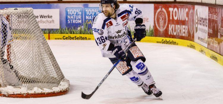 Saisonauftakt für die Dresdner Eislöwen / René Kramer bleibt Kapitän