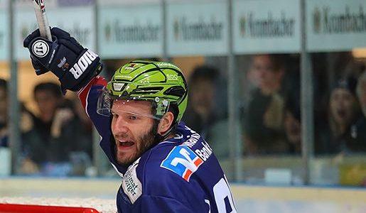 Torjäger Jack Combs ist zurück in der ECHL