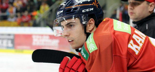 Maxi Kammerer wechselt zu den Washington Capitals in die NHL