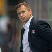 Matt McIlvane: Jüngster Trainer der Salzburger Clubgeschichte und Gewinner des silbernen Löwen