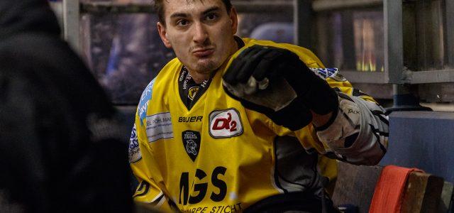 Sergej Stas heuert in Halle an