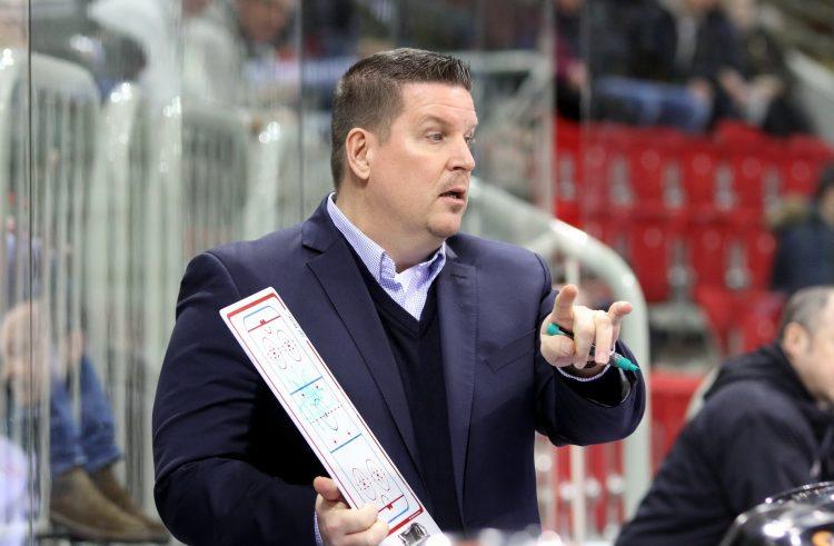 """Straubings Headcoach Pokel: """"Eine Eishockeysaison ist wie eine Reise und wir sind noch nicht an ihrem Ende angekommen"""""""