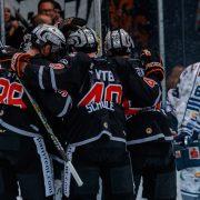 1:2 – Huskies verlieren Spiel 3 in Frankfurt