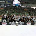 DEL2-Rekordfinalist ist Meister der Saison 2017/18