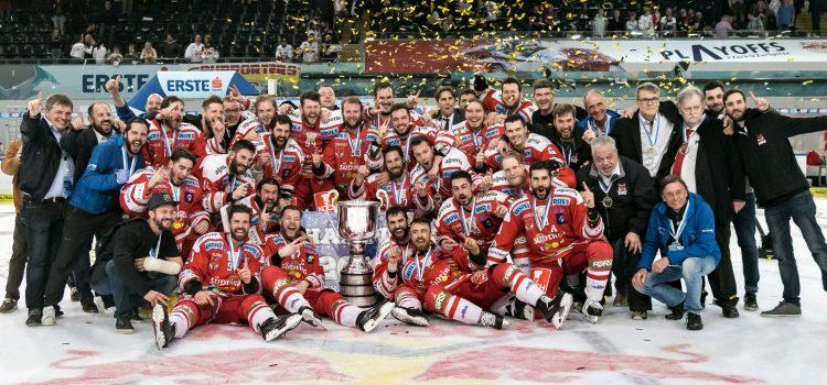 EBEL, Playoff-Finale: Der HC Bozen kürt sich zum EBEL-Meister 2017/18