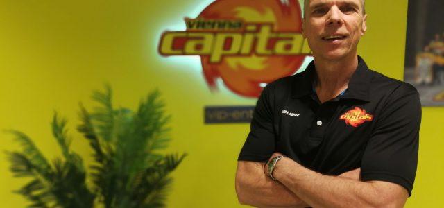 Neo-Head-Coach Dave Cameron in Wien gelandet