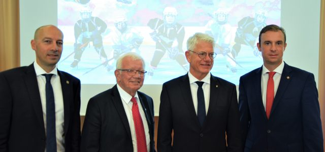 DEB-Mitgliederversammlung: Präsidium im Amt bestätigt