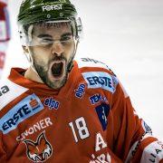 """Anton Bernard sagt der italienischen Eishockeynationalmannschaft """"Ciao"""""""