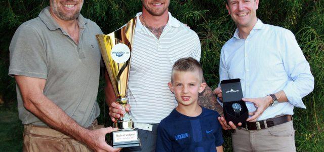 ÖEHV Spieler des Jahres 2017 | Grabner nimmt Auszeichnung entgegen