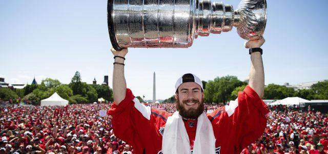 Sie gehört zum Hockeyspieler wie der Schläger: Die Cap