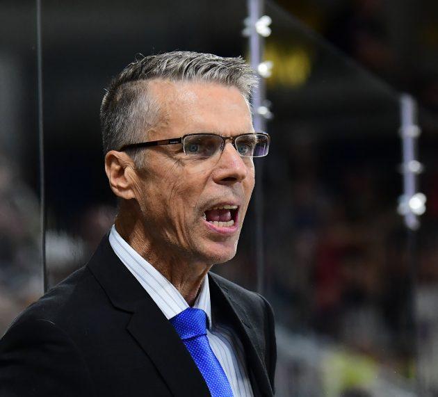 """Vienna Capitals Head Coach Dave Cameron im Gespräch: """"Investitionen in die Jugend sind essentiell!"""""""