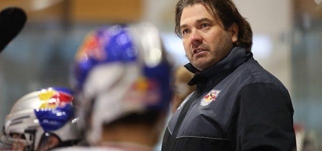 Red Bull Hockey Juniors starten Testprogramm