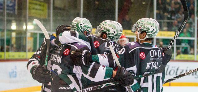 Trotz anhaltender Schneefälle:  Derby Starbulls  – Landshut findet nach aktuellem Stand statt