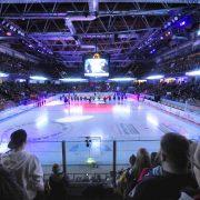 Perfekte Organisaton während der IIHF Eishockey Weltmeisterschaft 2019