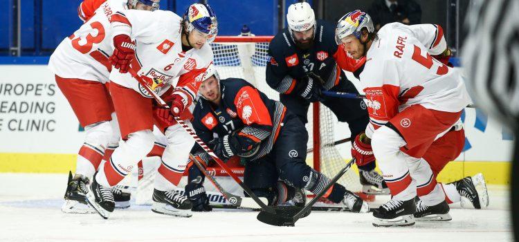 CHL: Red Bulls Salzburg unterlagen beim schwedischen Meister mit 2:5