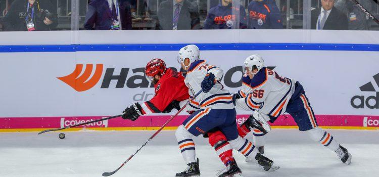 NHL-Reisen in Nordamerika machen Eishockey-Faszination erlebbar