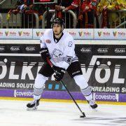 Ice Tigers leihen Eric Stephan nach Bietigheim aus