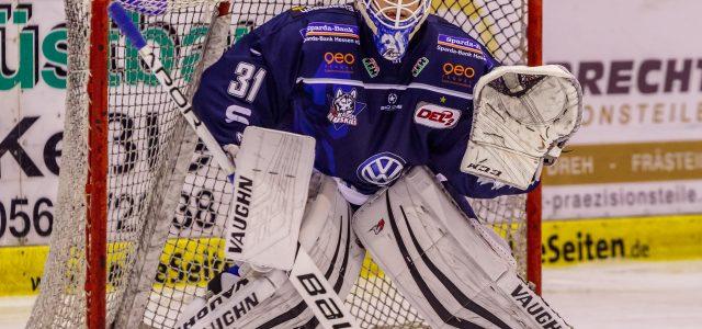 Kassel Huskies: Leon Hungerecker verlängert für zwei Jahre