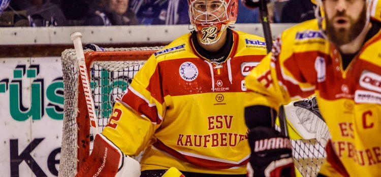ESVK erwartet die Kassel Huskies in der erdgas schwaben arena