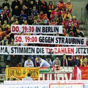 DEG verliert 1:3 gegen Straubing – erstmals punktlos zuhause