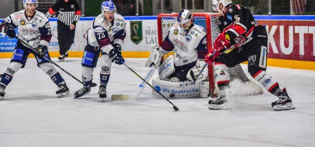 Oberliga Süd: 4:2 – Indians unterliegen Riessersee