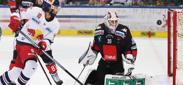 Red Bulls vor entscheidendem CHL-Viertelfinalspiel in Oulu
