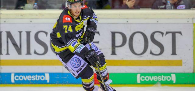 Vincent Saponari verlängert seinen Vertrag in Krefeld