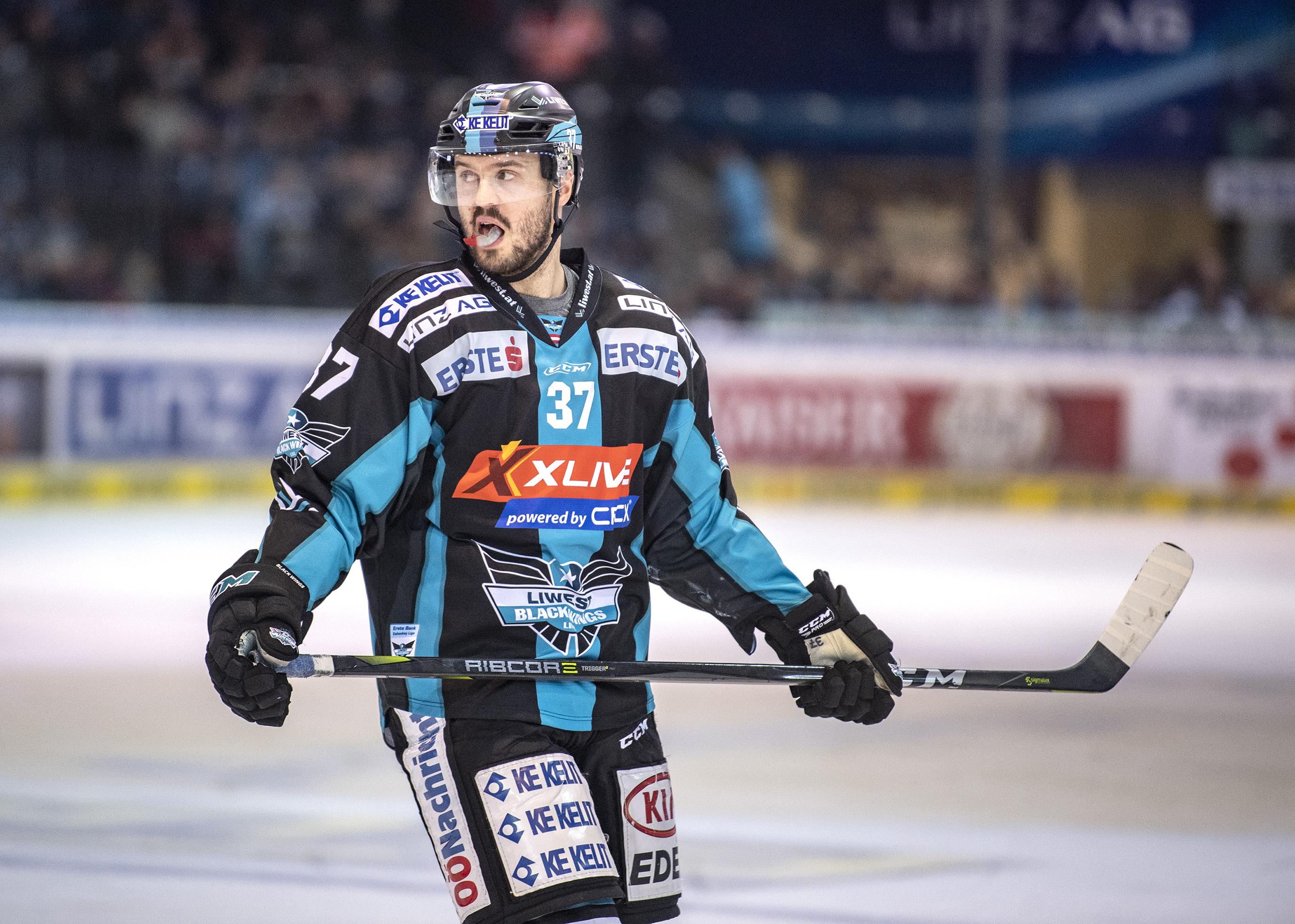 Linz Mehrjahresverträge Für Drei österreicher Eishockey Magazin