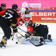Red Bulls Salzburg sensationell im Halbfinale der Champions Hockey League