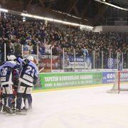 Blue Devils avancieren gegen Selb zum Derby-Seriensieger