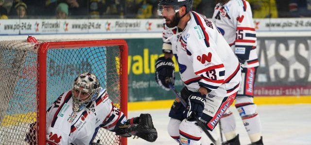 EHC Freiburg sichert sich Matchpuck gegen den DSC