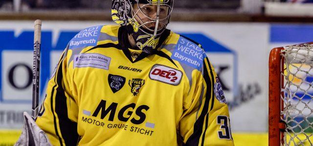Neue Eiszeit beginnt für die Tigers gegen Sokolov