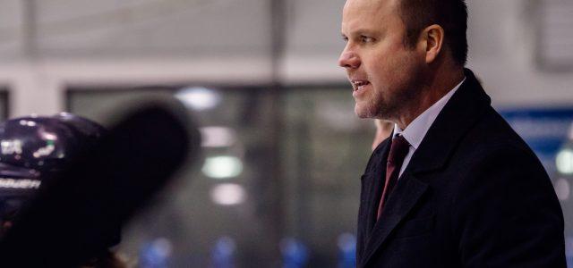Dresdner Eislöwen trennen sich von Cheftrainer Bradley Gratton