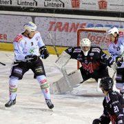 AHL: Ritten fegt Mailand mit 7:0-Toren vom Eis