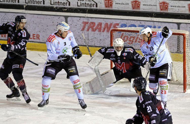 Rittner Verstärkung für die Bozner Defensive – Ivan Tauferer in Weißrot