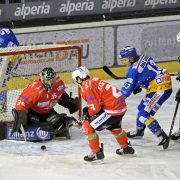 Alps Hockey League: Bärenstarke Rittner bezwingen Asiago mit 5:2-Toren