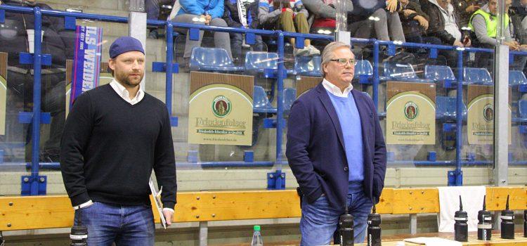 Weichenstellung in Weiden: Ken Latta und Florian Zellner auch nächste Saison Trainer der Blue Devils