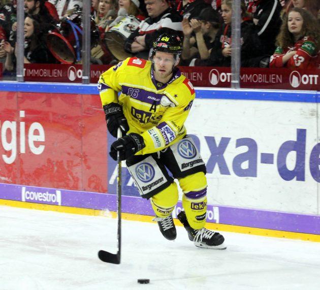Angedachte Trennung von Daniel Pietta erzürnt die Fans der Krefeld Pinguine