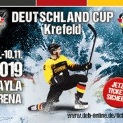 Ticketvorverkauf Deutschland Cup 2019 startet