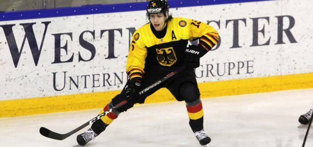 Euro Hockey Challenge: DEB-Auswahl bezwingt die Slowakei mit 2:1