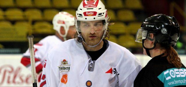 Dominik Patocka kehrt zurück und verstärkt den Angriff der Moskitos