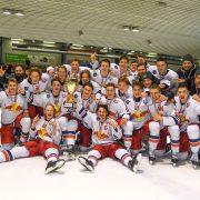 Red Bulls sind österreichischer Meister der Alps Hockey League