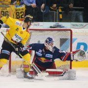 EBEL, 37. Spieltag: Krimi in Bozen, Salzburg gewinnt das Topspiel gegen Wien