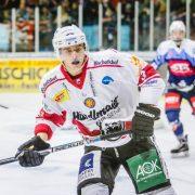 Eisbären Regensburg binden Nicolas Sauer bis 2021