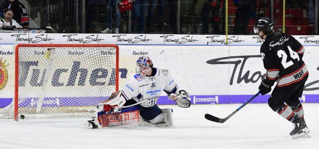 """Ice Tigers festigen mit Sieg gegen Iserlohn Platz neun! – Jamie Bartman: """"Waren bei den Gegentoren nicht clever genug"""""""