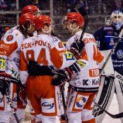 8:4 Sieg in Kassel! Eispiraten siegen bei Naud-Debüt deutlich