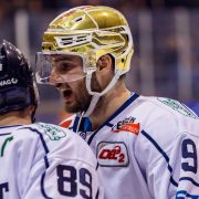 Eislöwen gewinnen gegen Bietigheim / Ausgleich in der Playoff-Serie