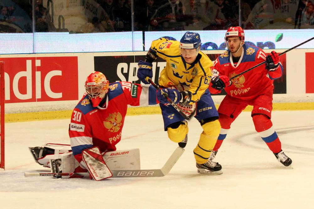 Schweden setzte sich gegen Russland durch - © by EH-Mag. (DR)
