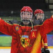 Kaufbeurer U20: Aufstiegsrunde!!!! Kaufbeurer DNL-Team gewinnt beide Spiele gegen Weißwasser